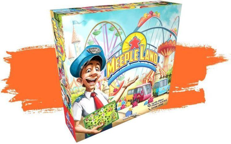 Meeple land en español