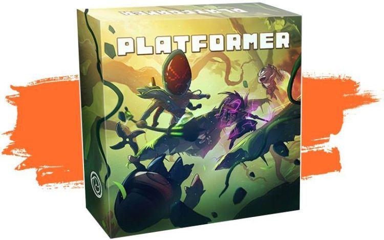 PLATFORMER - Proyectos Gamefound