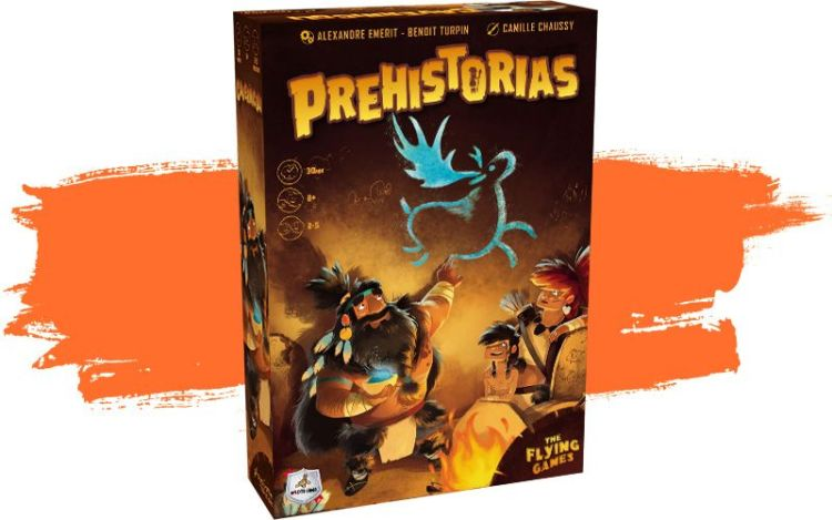 Prehistorias - Novedades julio 2021