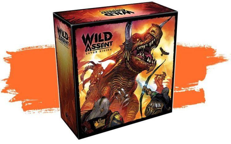 Wild Assent - Proyectos Gamefound