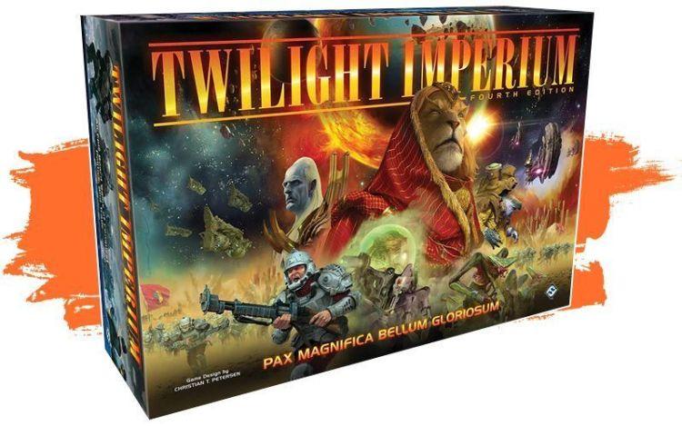 Twilight imperium en español