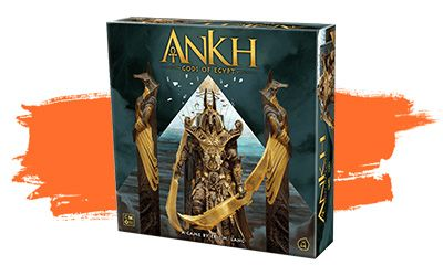 Ankh en español - Novedades julio 2021