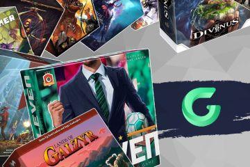 Proyectos Gamefound