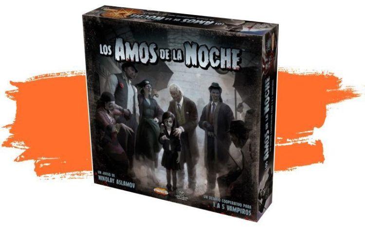 Caja de Amos de la Noche.