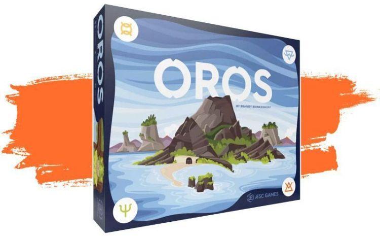 Kickstarter Julio segunda quincena 2021 - OROS