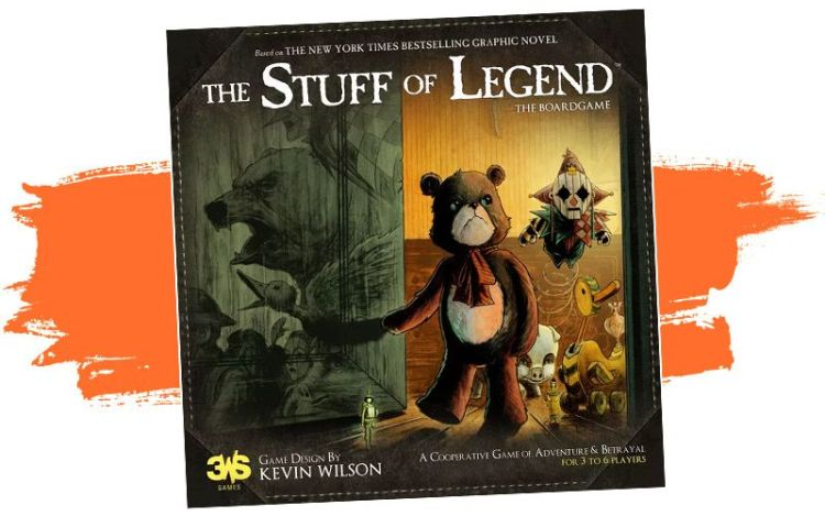 Kickstarter Julio segunda quincena 2021 - Stuff of legend