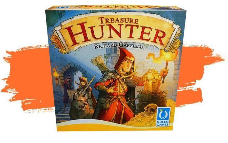 Treasure Hunters en español.