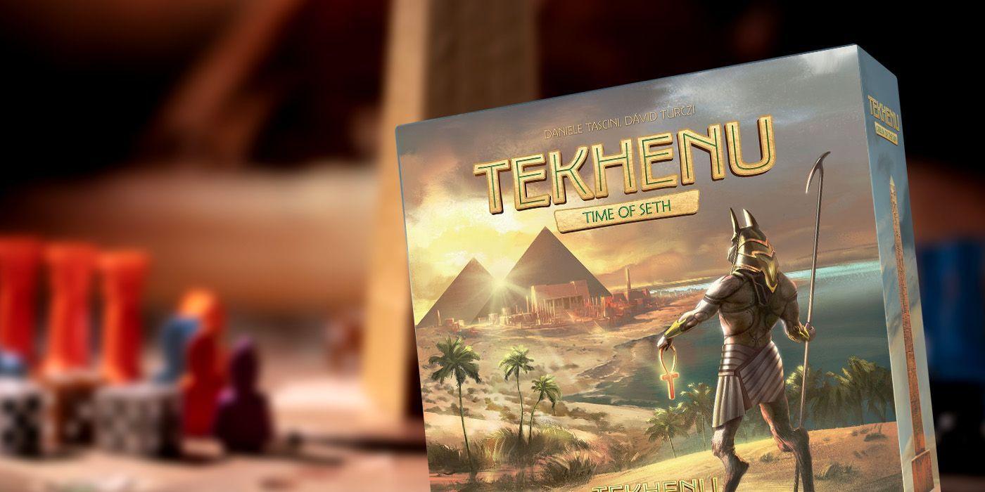 Tekhenu expansión en español