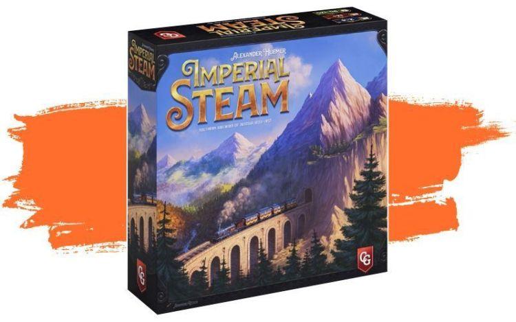 Caja de Imperial Steam