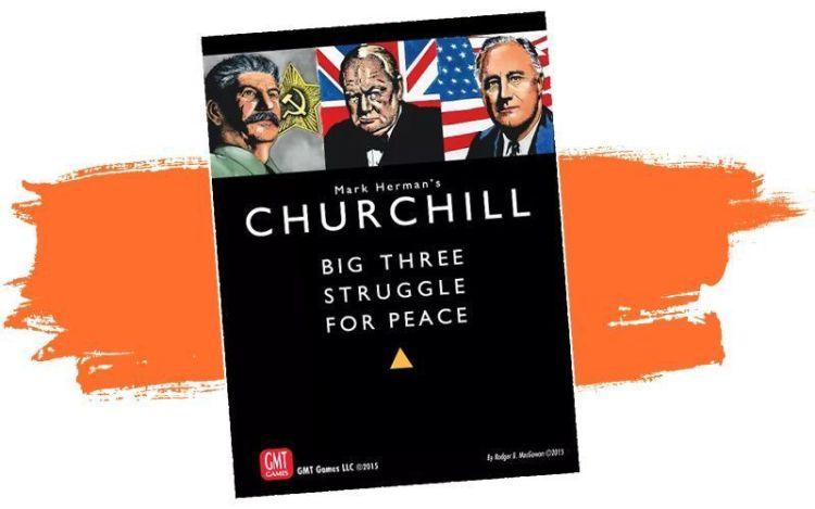 Churchill en español Devir