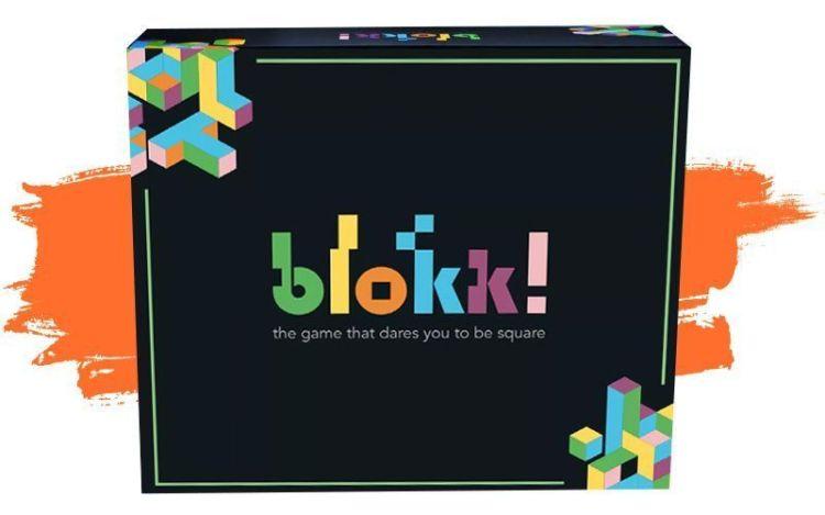 Blokk - Kickstarter primera quincena Octubre