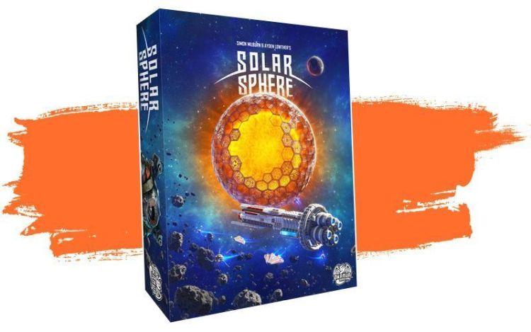 Solar Sphere en español - Kickstarter primera quincena Septiembre