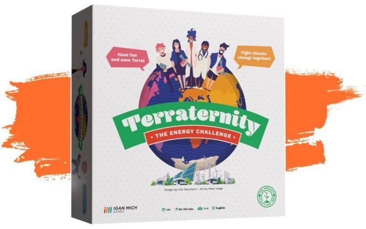 Terraternity - juegos de mesa