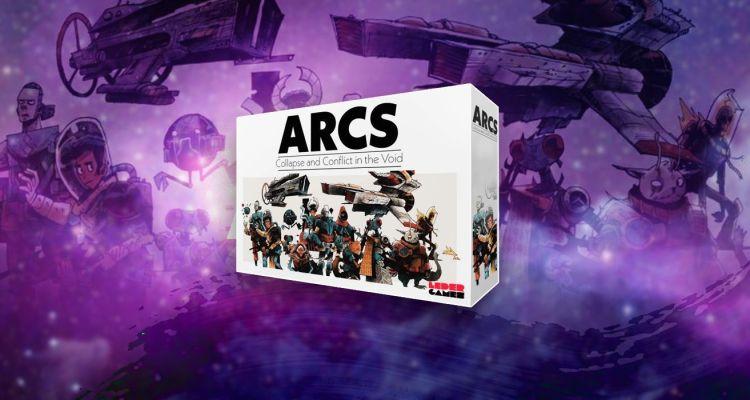 ARCS Leder Games