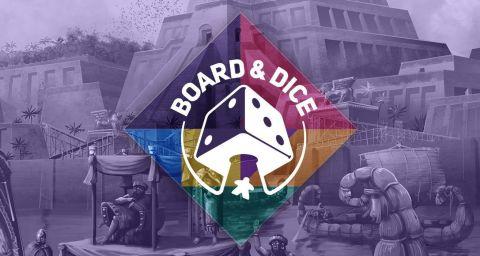 board & dice SPIEL 2021
