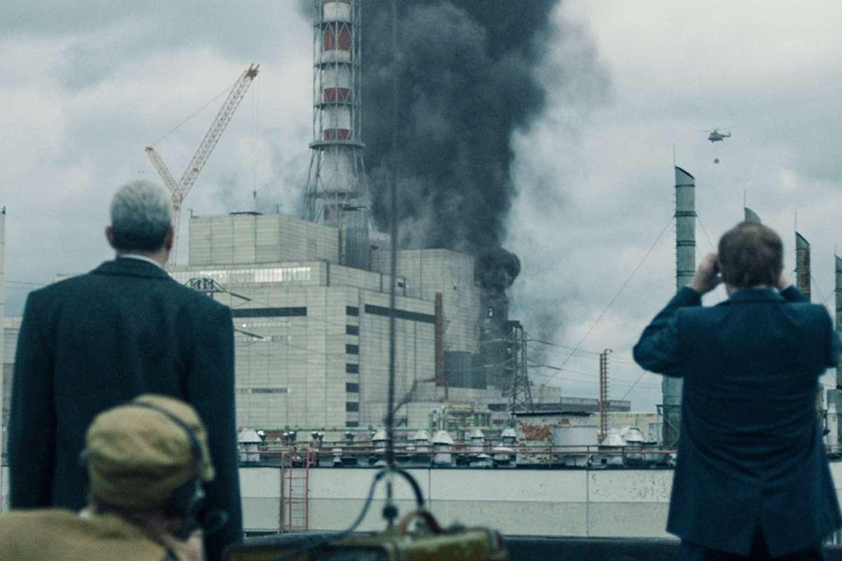 "Счетчик Гейгера - ""Чернобыль"" Юхана Ренка"