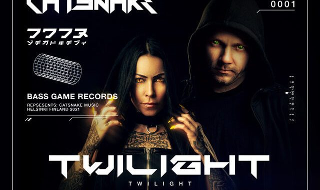 CATSNAKE - Twilight
