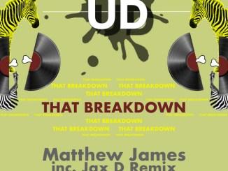 Matthew James - That Breakdown