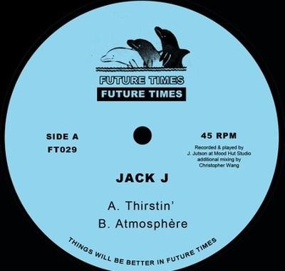 Jack J - Thirstin' [Deep House]