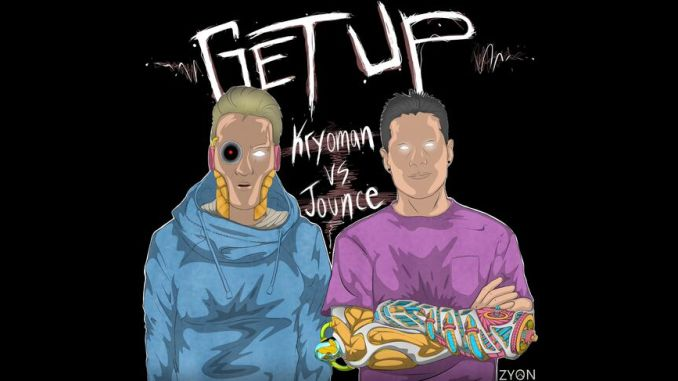 Kryoman & Jounce GET UP