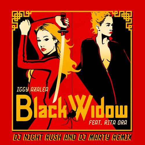 Iggy Azalea ft. Rita Ora – Black Widow
