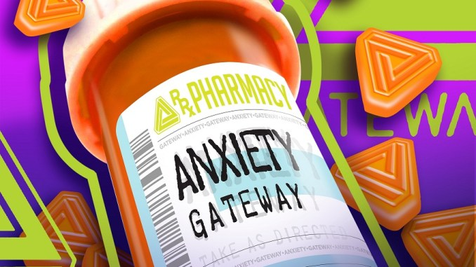 GatewAy - Anxiety [Trap, EDM]