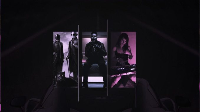 Daft Punk x The Weeknd x Freyah Martell - Starboy (Remix)