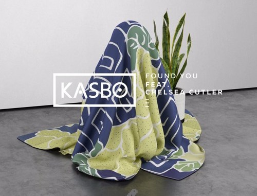 Kasbo - Found You (Feat. Chelsea Cutler) [Chill, Future Bass, Tropical house]