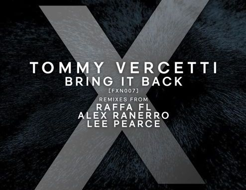 Tommy Vercetti - Bring It Back [Techno, Tech House]