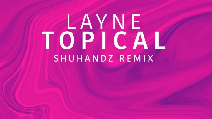 LAYNE - Topical (Shuhandz Remix) [Deep house]