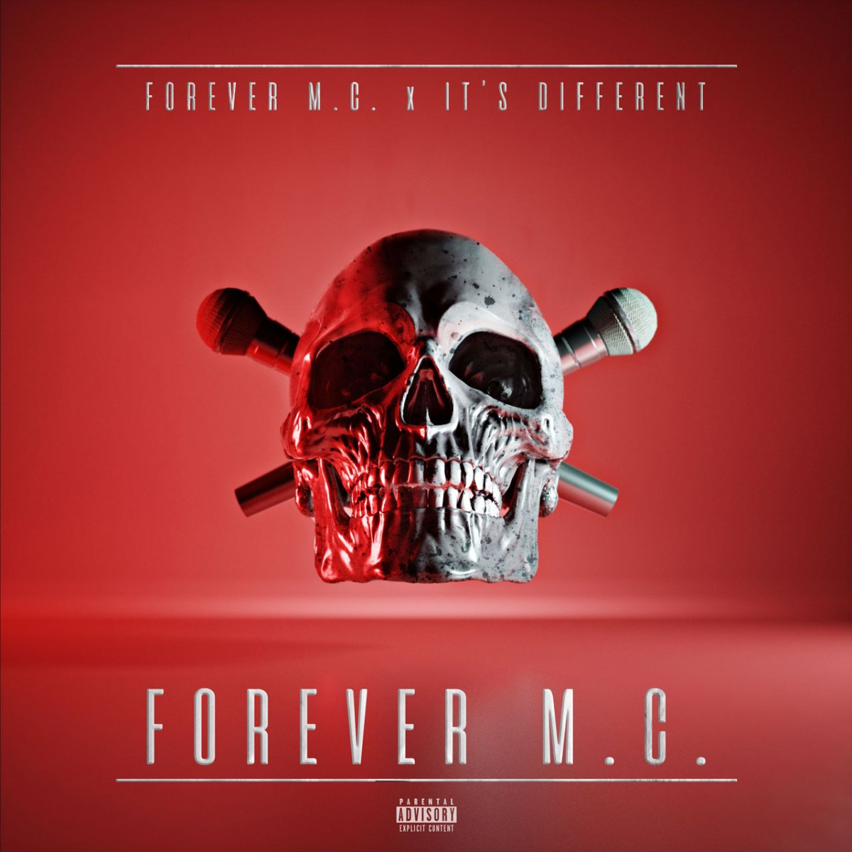 Forever M.C. x It's Different - Forever M.C.  [Rap, EDM]
