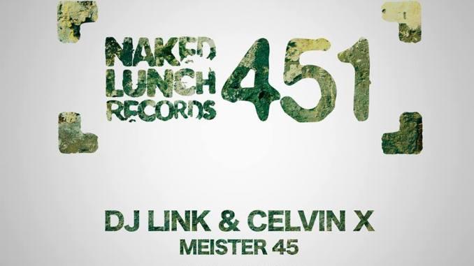 DJ Link, Celvin X - Meister 45 [Techno, Tech house]