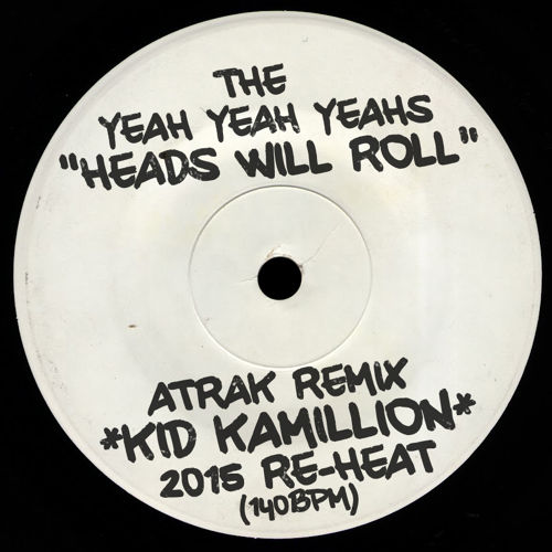 Yeah Yeah Yeahs - Heads Will Roll