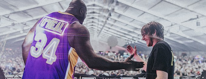 NGHTMRE & Shaquille O'Neal & Lil Jon