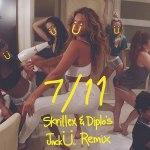 Beyonce – 7/11 (Skrillex & Diplo's Jack U Remix)