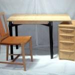 くり机 & 小椅子