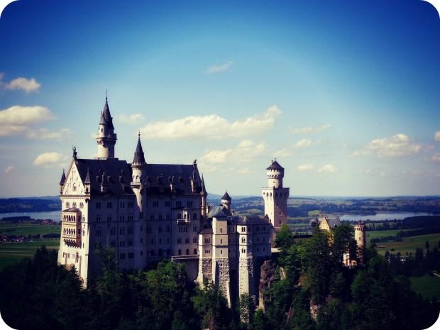 Castle in Fussen
