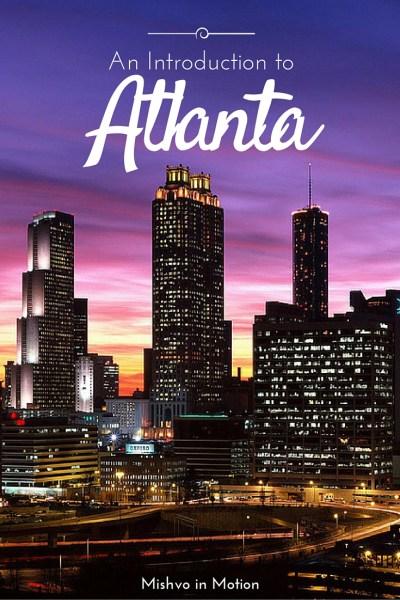 An Introduction to Atlanta