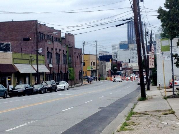 Streets of Atlanta