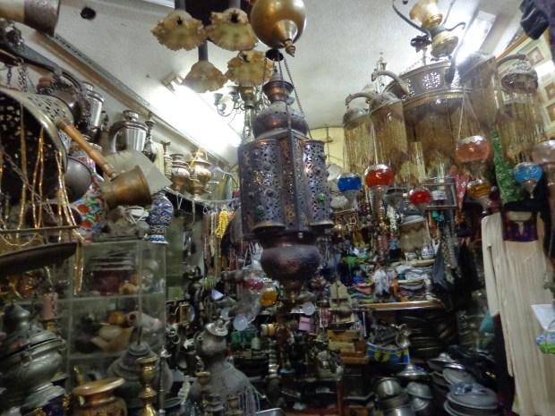Trinkets in Jerusalem