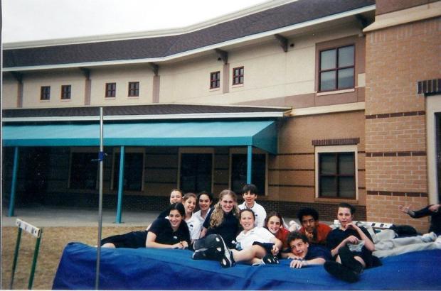 The Davis Academy old photo