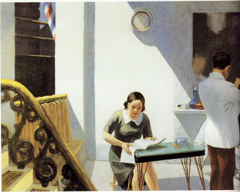 hopper-58-the-barber-shop-1931-museum-syndicate