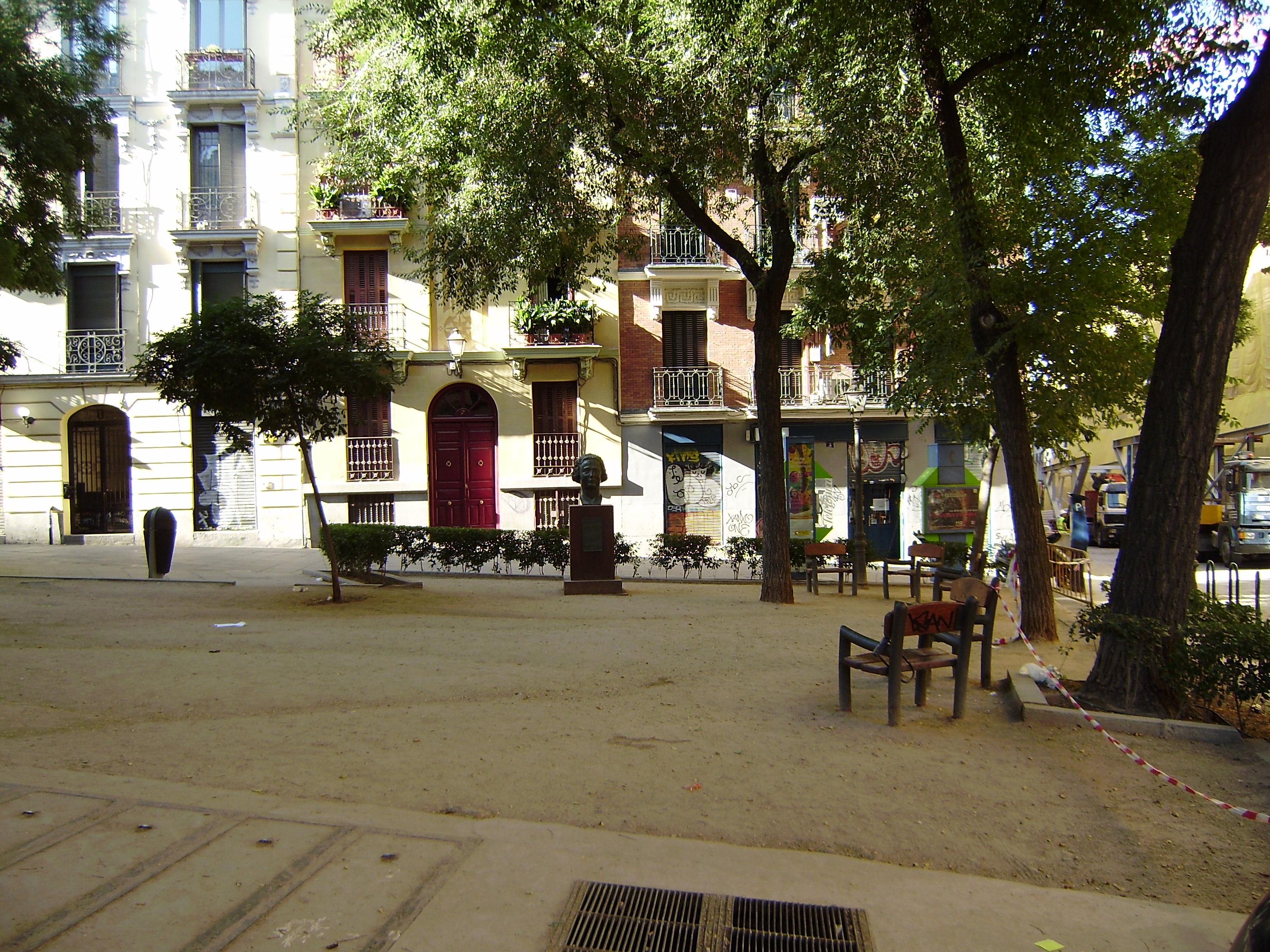Plaza de Guardias de Corps.-2