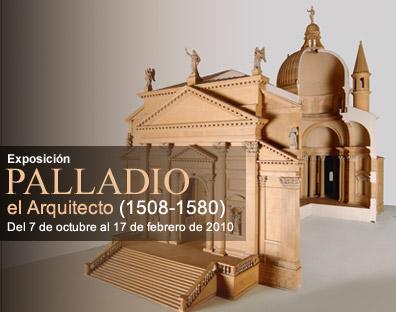 PALLADIO XVXV.-Ciaxa Forum Madrid