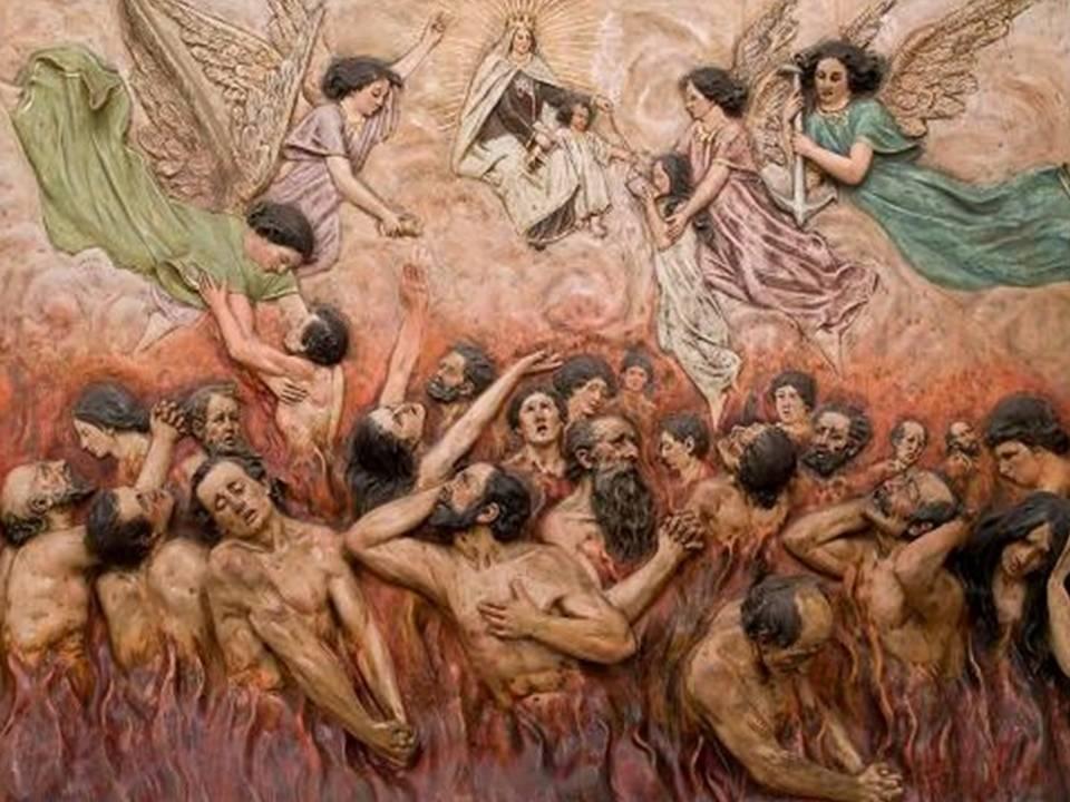 Rosario de los 100 requien por las almas del purgatorio