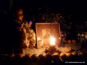altar de muertos 2014 abuelos