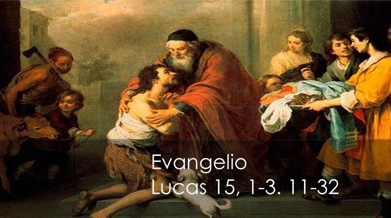 Resultado de imagen de SAN LUCAS 15, 1-3. 11-32