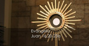 Juan 16,20-23a