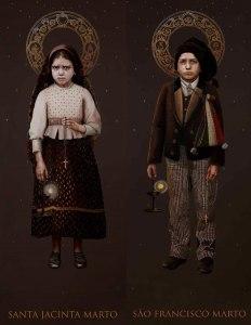 Santos Francisco y Jacinta Marto
