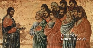Mateo 19,23-30